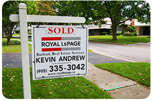 Burlington real estate from Kevin Andrew